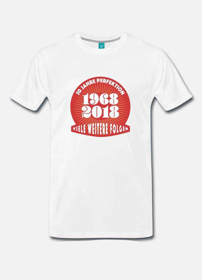 Geburtsjahr T-Shirt 1968