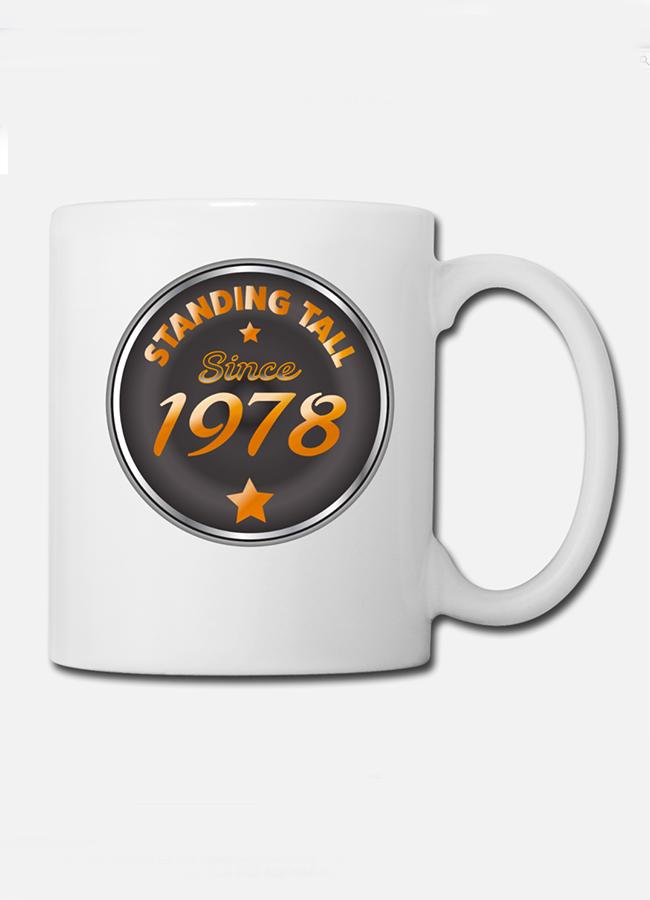 Geburtsjahr Tasse 1978